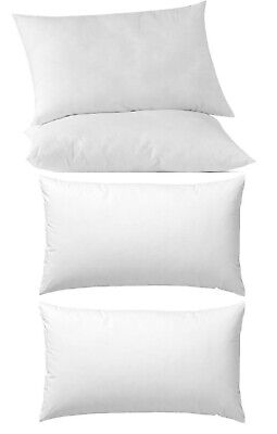 4 Hotel Pillows,Soft Med Firm Pillow Premium Microfibre Blend Cooper And Marks