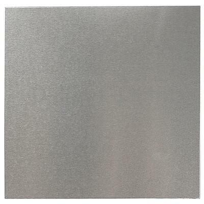1Pc Silver Polished Aviation Aluminum Al Alloy Plate Sheet 1mm x 100mm x 100mm