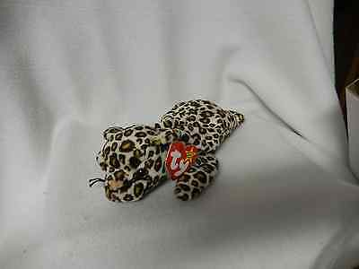 Ty Original Beanie Baby ''freckles'' Date Of Birth;6-3-1996-New-Retired