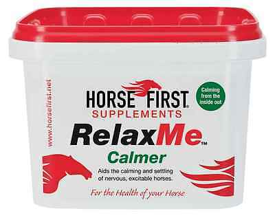 Horse First Relax Me 2Kg - Equine Calmer