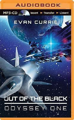 Odyssey: Out of the Black 4 by Evan Currie (2014, MP3 CD, Unabridged)