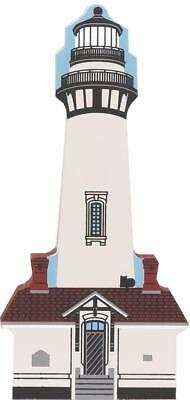 Cat's Meow Village West Coast California Pigeon Point Lighthouse #00-424 NEW