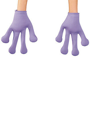 Childs Disney Home Movie Alien Boov Oh Gloves Costume Accessory