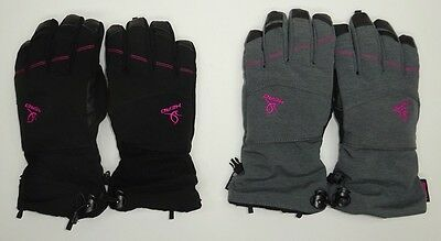 Women's Head Insulated Snowboard /  Ski Gloves Choose Size & Color
