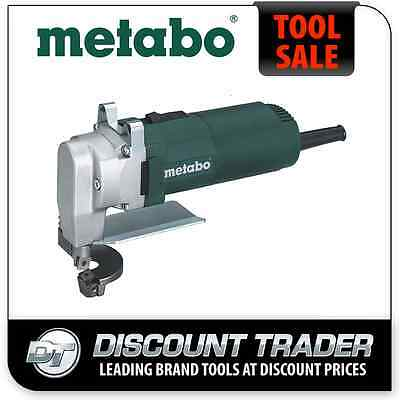 Metabo 550 Watt Curve Metal Shear - KU 6872