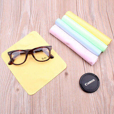 1x Micro-fibre Cleaning Cloths for Glasses Sunglasses Spectacles Cameras