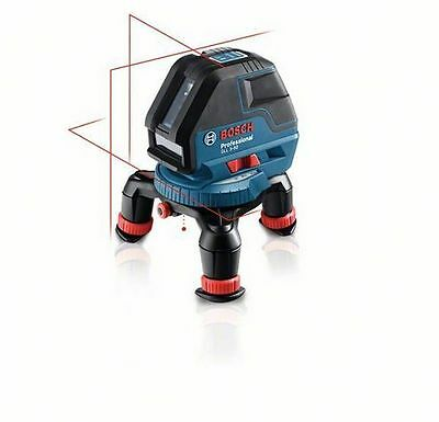 BOSCH GLL 3-50 P Laser with Mini Tripod, BM1 Bracket & L-BOXX