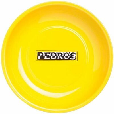 Pedro's Magnetic Parts Tray Small Parts Holder - Yellow