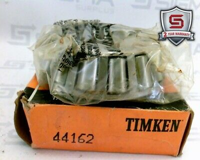Timken 44162 Tapered Roller Bearing New
