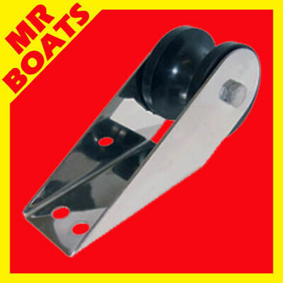 BOW / ANCHOR BOAT ROLLER Stainless Steel Sprit Size Small (L)160mm FREE POSTAGE
