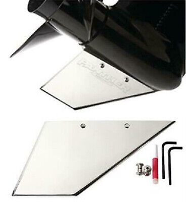 YAMAHA OUTBOARD Safe SKEG GUARD / PROTECTOR ✱ By Panther ✱ 40HP - 85HP BRAND NEW