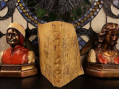 1526 Chronicle of Roman Emperors Popes Petrarch Philosophy Christopher Columbus