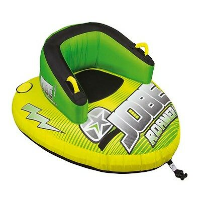Jobe Roamer 1 Person Towable Ski Tube Inflatable Biscuit Boat Ride