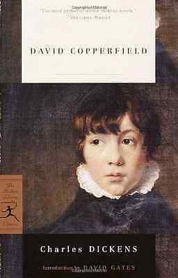 David Copperfield (Modern Library) - Paperback NEW Dickens, Charle 2001-01-25