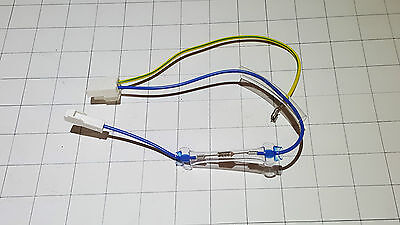 Electrolux /westinghouse/kel Frost Free  Thermal Fuse With Plug In Connections