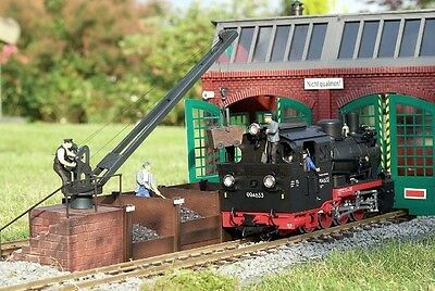 Piko G-Scale 62076 Coaling Station Building Kit MIB / New
