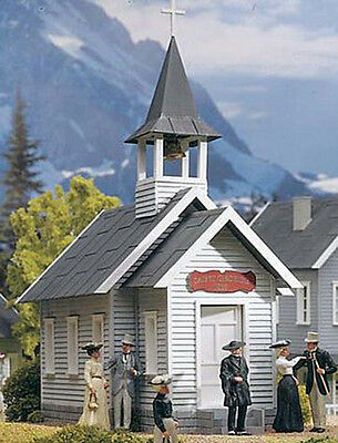 Piko G-Scale 62229 St. George Country Church Building Kit MIB / New