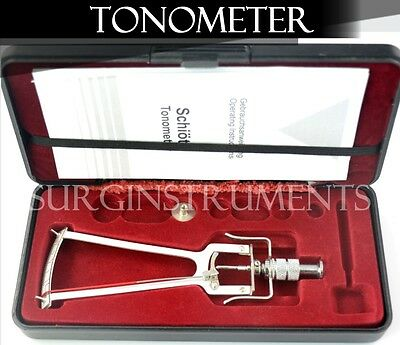 Riester Schiotz Tonometer For Optometry - BRAND NEW