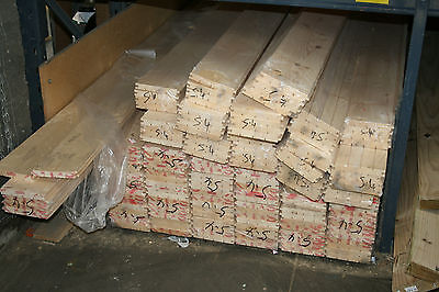 Baltic Pine Flooring - 150mm x 22mm - Loose - $4.80 per lineal metre