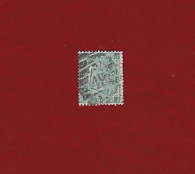 GB 1867 1/-, SG 115/7, Fine Used, One Stamp