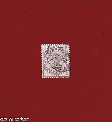 GB 1883, 3d SG 191 Fine Used, Stamp
