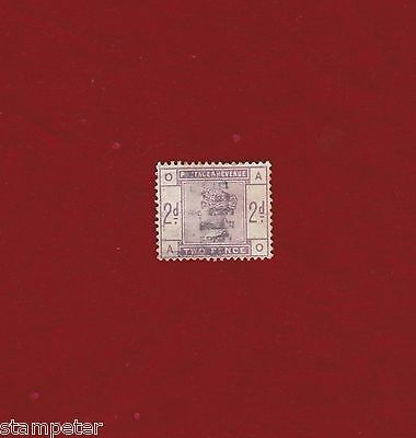 GB 1883 2d, SG 189, Good Used, Stamp