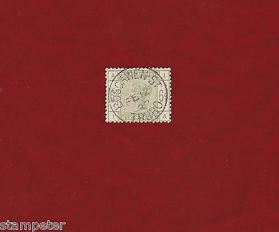 GB 1883, 6d, SG 194, Fine Used, Stamp