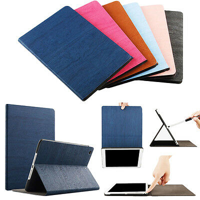Luxury Stand Flip PU Leather Case Smart Cover for Apple iPad Mini/ iPad Air/ Pro