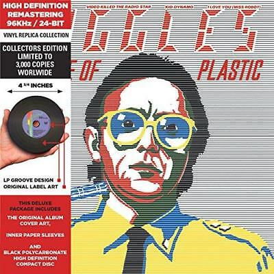 The Buggles - The Age Of Plastic - Collector's Edition (NEW CD)