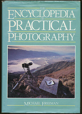 The Encyclopedia of practical photography libro in inglese 1989  D704