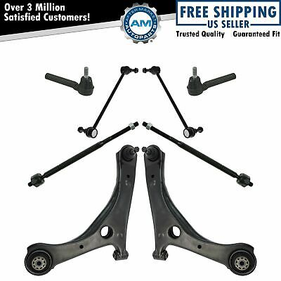 Steering & Suspension Kit Front LH RH Set of 8 for Grand Caravan Town Country