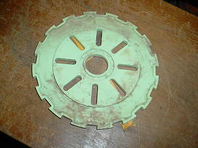 IH INTERNATIONAL HARVESTER Lustran Seed PLANTER PLATES  C7-16