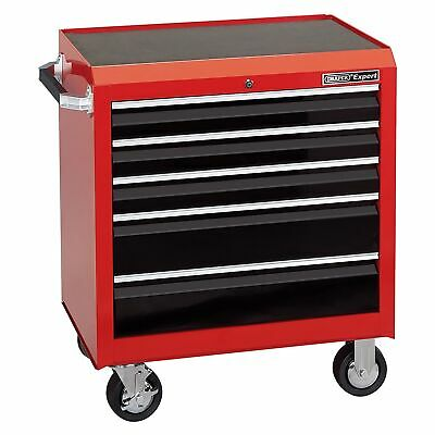 Draper Garage/Workshop Expert Steel 5 Drawer Locking Roller Tool Cabinet - 43751