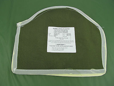 X Police Level 3a Stab Vest Body Armour Armor Groin Protector Upgrade Panel GA1