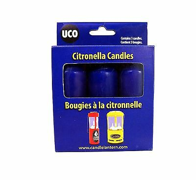 Uco Lamps Citronella Candles