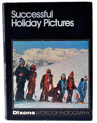 Successful Holiday Pictures libro 1985 in inglese  D708