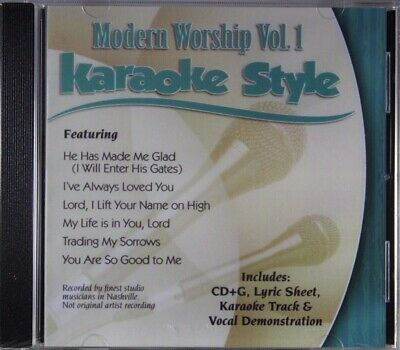 Karaoke Cdgs, Dvds & Media Karaoke Entertainment Booth Brothers Volume 1 Christian Karaoke Style New Cd+g Daywind 6 Songs Cheapest Price From Our Site