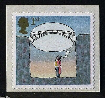 'Iron Bridge' (Thomas Telford) illustrated on 2007 Stamp - U/M