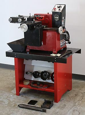 Van Norman 243 One Pass Electronic Disc & Drum Brake Lathe w/ Adapters Ammco
