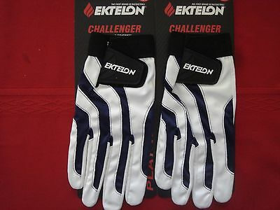 TWO (2)  RIGHT SMALL EKTELON CHALLENGER 2016 Racquetball Glove