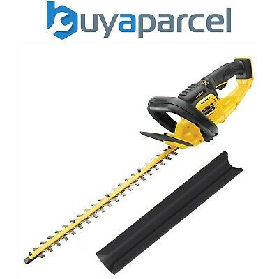 Dewalt DCM563PB 18v Cordless Hedge Trimmer Cutter – Bare Unit