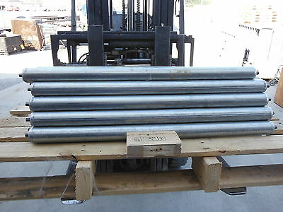 Conveyors Rollers Lot Of 24  New