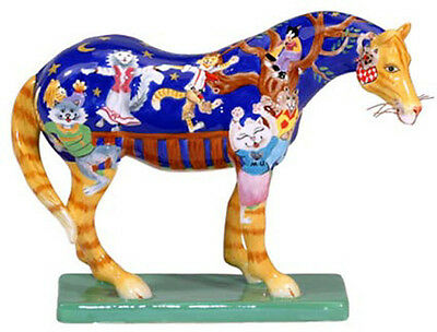 Trail of Painted Ponies KITTY CAT'S BALL FIGURINE #1585 1st Edition, Retired!