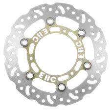 EBC Brake Rotors Front Oversize Rotor with Bracket for Honda XR650R 00-07