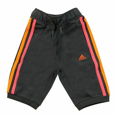 Adidas Essentials 3/4 Pants Tracksuit Bottoms Youth Kids Joggers F49971 R8I