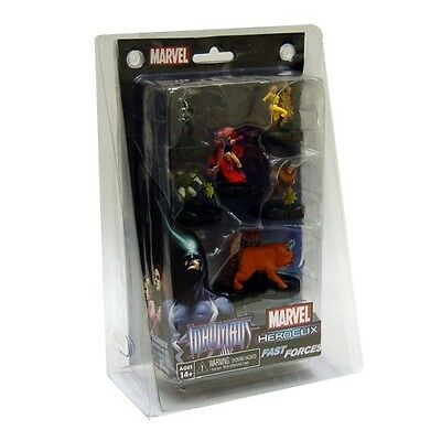 Marvel Heroclix - Guardians Of The Galaxy - Inhumans Fast Forces 6-Pack
