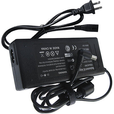 AC ADAPTER CHARGER power FOR Sony Vaio VPCEA24FM VPCEA36FM VPCEA21FX VPCEA22FX