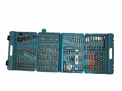 Makita Complete Drill and Bit Set (216 Pieces) ZMAK-P-44046