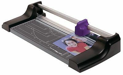 Swordfish 42013X Edge 320 10 Sheet Rotary Paper Trimmer and Guillotine - A4