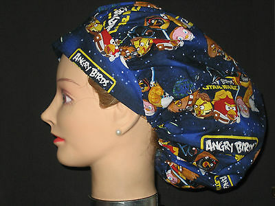Surgical Scrub Hats/Caps   STAR WARS   Angry Birds